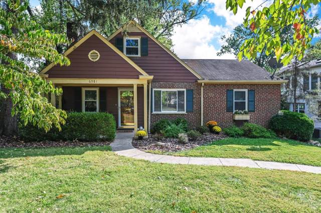 6981 Bramble Hill Drive, Mariemont, OH 45227 (#1640265) :: The Chabris Group