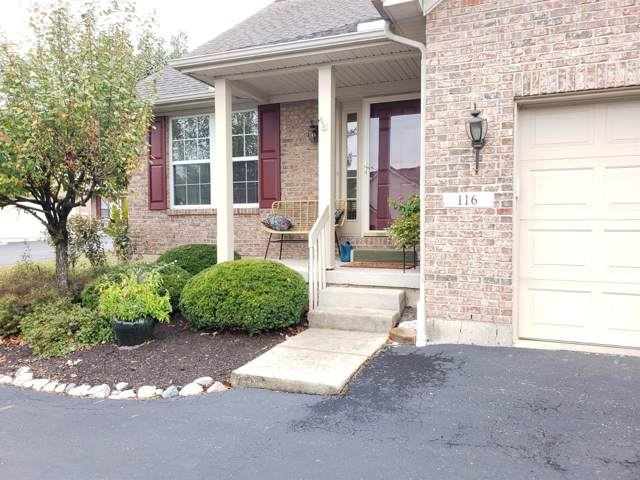116 Whispering Knolls Court, Loveland, OH 45140 (#1640561) :: Chase & Pamela of Coldwell Banker West Shell