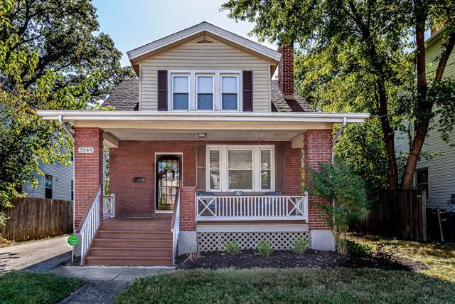 3249 Berwyn Place, Cincinnati, OH 45209 (#1640706) :: Chase & Pamela of Coldwell Banker West Shell