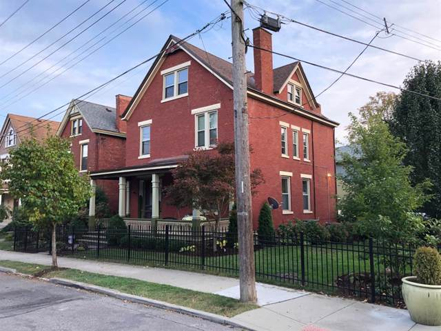 1681 Pullan Avenue, Cincinnati, OH 45223 (#1641154) :: Chase & Pamela of Coldwell Banker West Shell