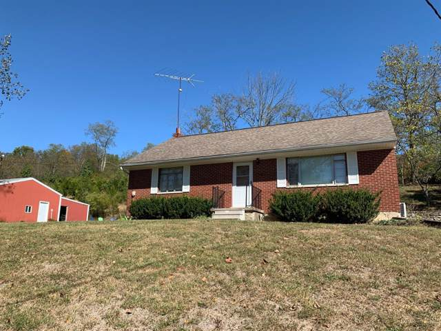 19960 Stateline Road, Lawrenceburg Twp, IN 47025 (#1641205) :: The Chabris Group