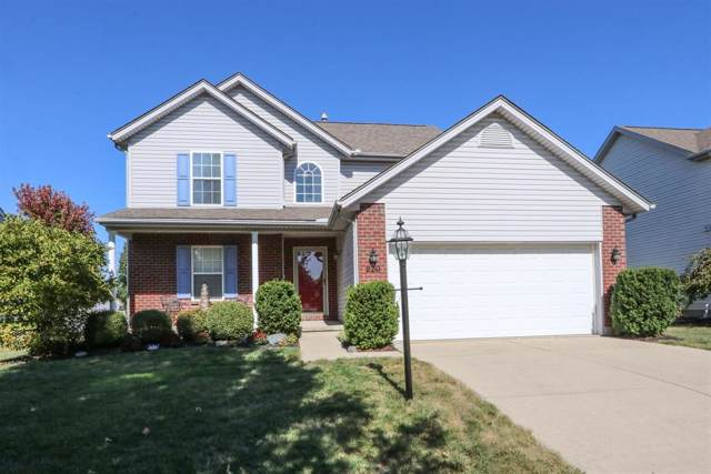 220 W Pugh Drive, Springboro, OH 45066 (#1641338) :: Drew & Ingrid   Coldwell Banker West Shell