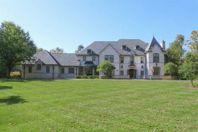9625 Tall Trail, Indian Hill, OH 45243 (#1641340) :: The Chabris Group