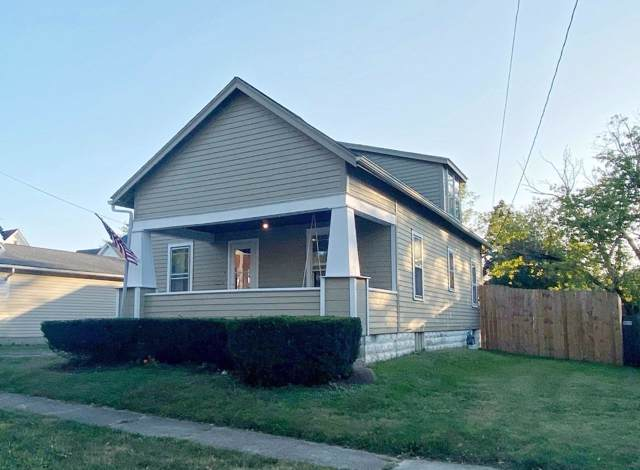 205 N Wright Street, Blanchester, OH 45107 (#1641509) :: The Chabris Group