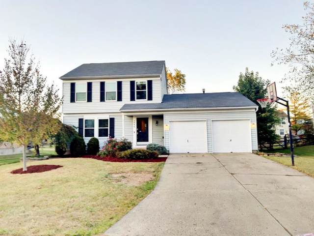 6846 Spring Arbor Drive, Deerfield Twp., OH 45040 (#1641770) :: The Chabris Group
