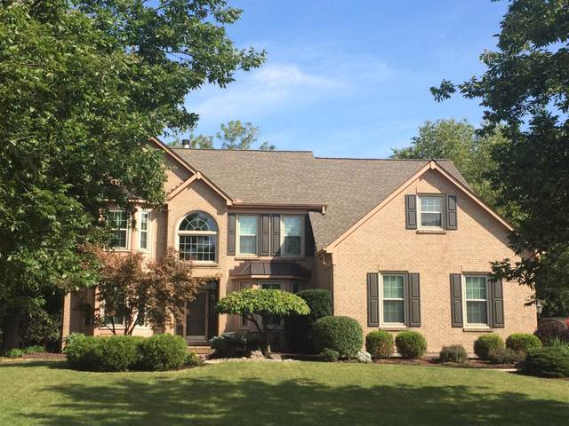 4000 St Andrews Court, Mason, OH 45040 (#1641985) :: Drew & Ingrid | Coldwell Banker West Shell