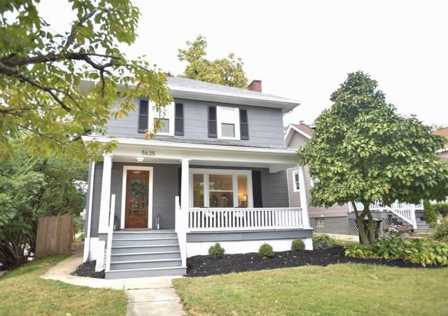5635 Ridge Avenue, Cincinnati, OH 45213 (#1642175) :: Drew & Ingrid | Coldwell Banker West Shell