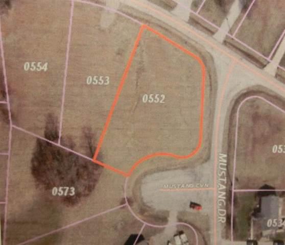 552-Lot Waynoka Drive, Jackson Twp, OH 45171 (#1642482) :: The Chabris Group