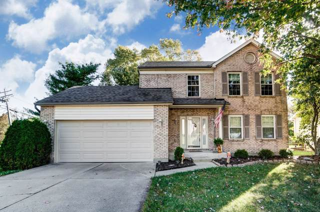 7758 Meadow Crest Court, Deerfield Twp., OH 45039 (#1642632) :: The Chabris Group