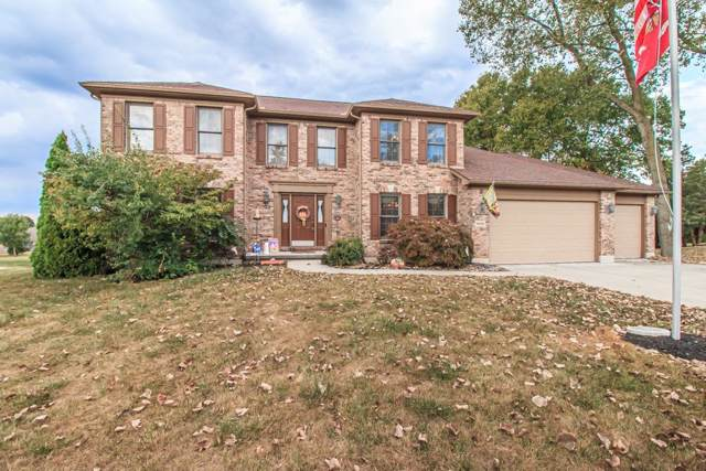 8699 Highmount Drive, Clearcreek Twp., OH 45066 (#1642779) :: The Chabris Group