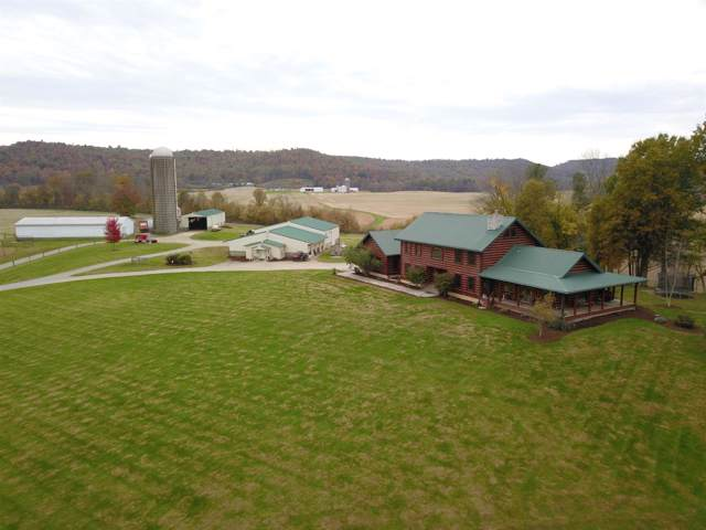 380 S St Rt 41 S, Perry Twp, OH 45612 (#1642798) :: The Chabris Group