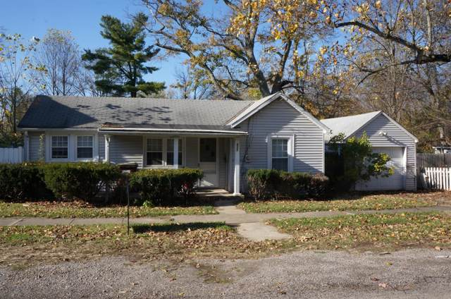 607 E Baldwin Street, Blanchester, OH 45107 (#1642959) :: The Chabris Group