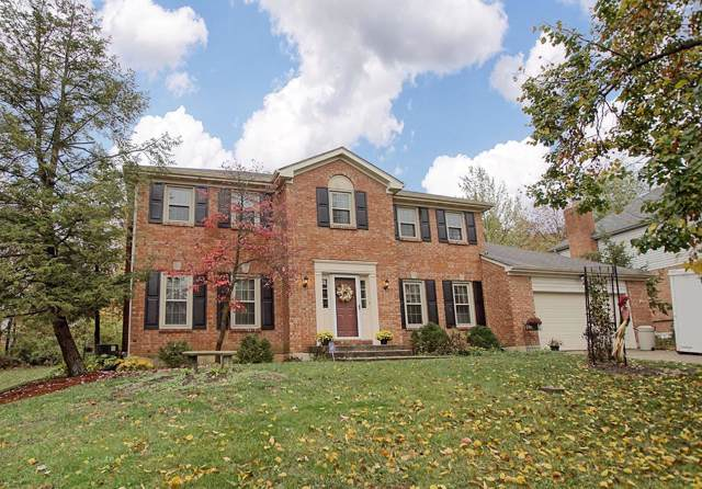 7272 Cinnamon Woods Drive, West Chester, OH 45069 (#1643137) :: The Chabris Group