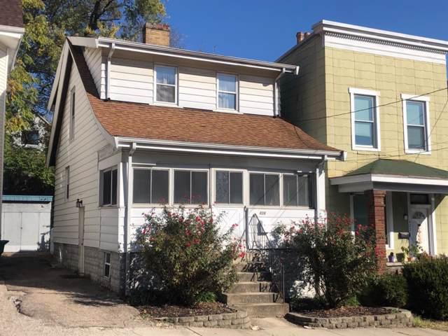 424 Ada Street, Cincinnati, OH 45219 (#1643405) :: The Chabris Group