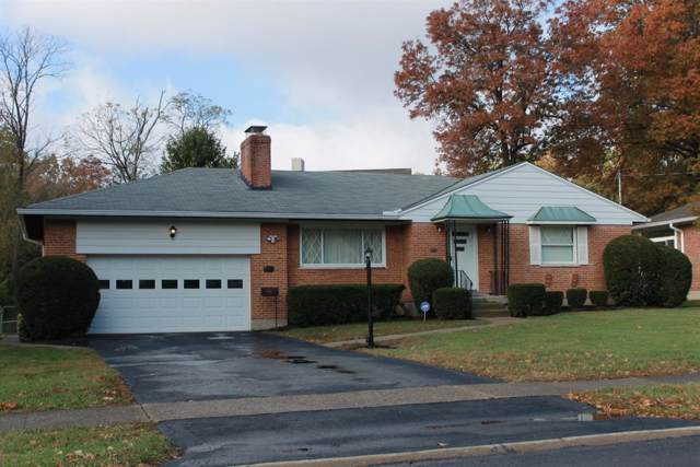 7161 Tiki Avenue, Sycamore Twp, OH 45243 (#1643634) :: The Chabris Group