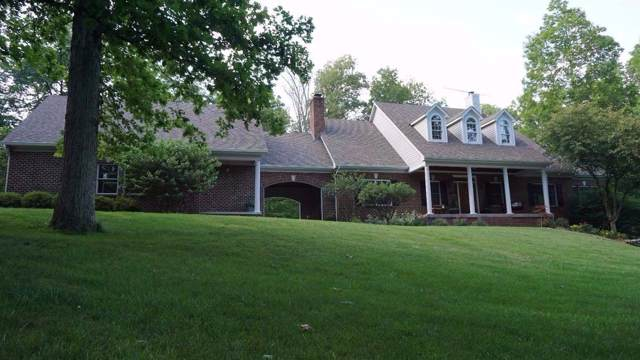 499 S Liberty Keuter Road, Turtle Creek Twp, OH 45036 (#1643833) :: The Chabris Group