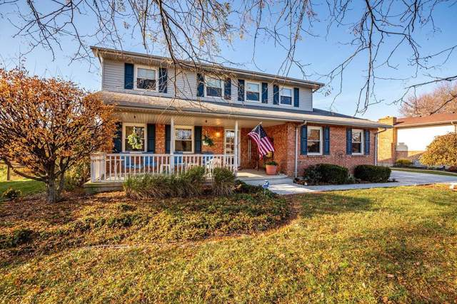 4052 Bayberry Drive, Fairfield Twp, OH 45013 (#1643898) :: The Chabris Group