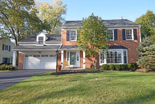 6614 Miami Bluff Drive, Mariemont, OH 45227 (#1643911) :: The Chabris Group