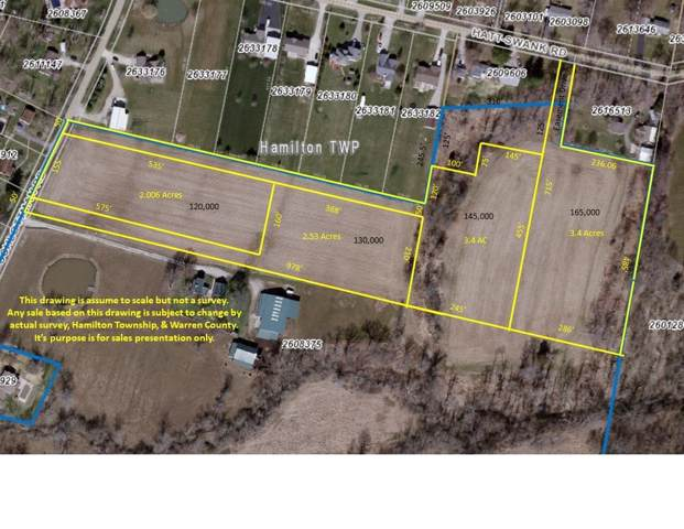 3-lot Hatt Swank Road, Hamilton Twp, OH 45140 (#1643913) :: The Chabris Group