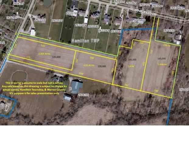 4-lot Hatt Swank Road, Hamilton Twp, OH 45140 (#1643962) :: The Chabris Group