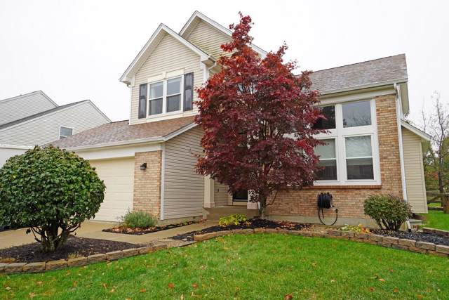 6707 Spring Mist Court, Deerfield Twp., OH 45040 (#1644053) :: The Chabris Group