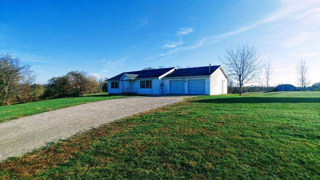 9669 Hominy Ridge Road, Florence, IN 47020 (#1644182) :: The Chabris Group