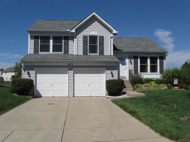 8177 Indian Summer Way, Deerfield Twp., OH 45040 (#1644668) :: The Chabris Group