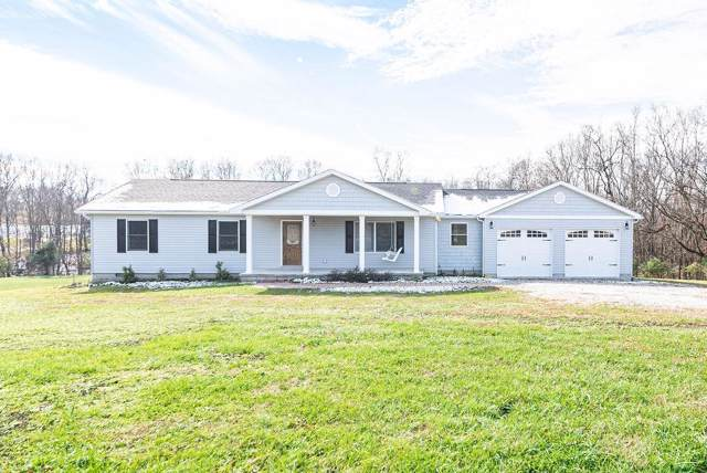 5895 Cahall Schoolhouse Road, Pleasant Twp, OH 45121 (#1644752) :: The Chabris Group