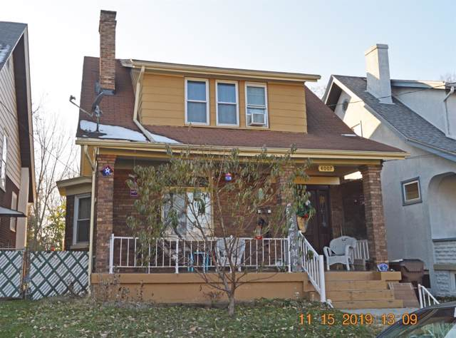 4007 Crosley Avenue, Norwood, OH 45212 (#1644810) :: The Chabris Group