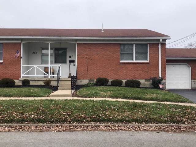 202 E South Street #9, Hillsboro, OH 45133 (#1645035) :: The Chabris Group