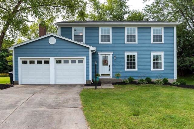 7732 Devonwood Drive, West Chester, OH 45069 (#1645327) :: The Chabris Group