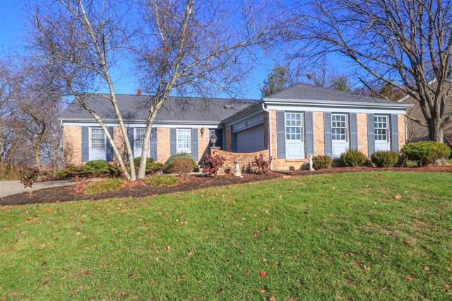 6738 Old Station Drive, West Chester, OH 45069 (#1645516) :: The Chabris Group