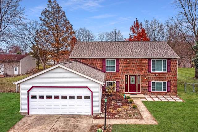 8404 Butler Warren Road, Deerfield Twp., OH 45040 (#1645521) :: The Chabris Group