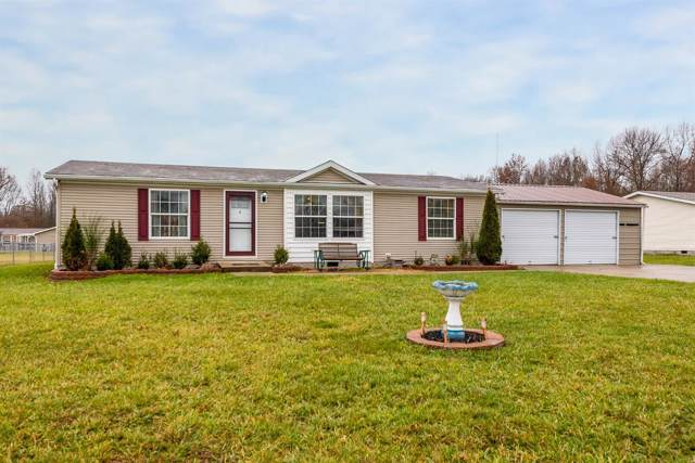 4211 E Fork Hills Drive, Williamsburg Twp, OH  (#1646102) :: The Chabris Group