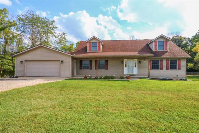 5172 Barker Road, Perry Twp, OH 45118 (#1646127) :: The Chabris Group