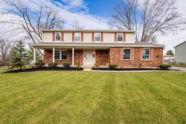 8110 Glenridge Court, West Chester, OH 45069 (#1646141) :: The Chabris Group