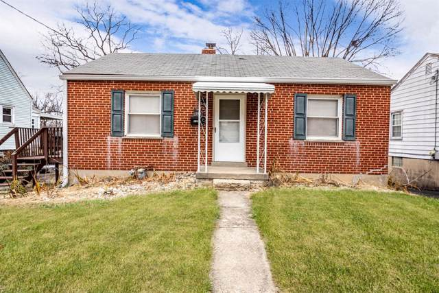 10941 Reading Road, Sharonville, OH 45241 (#1646477) :: The Chabris Group