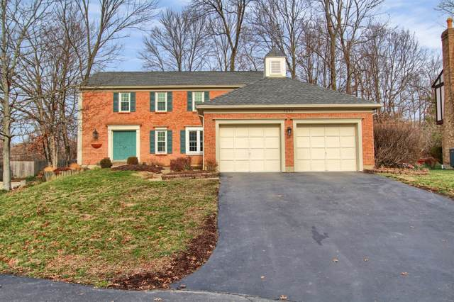 9697 Ash Court, Sycamore Twp, OH 45242 (#1646479) :: The Chabris Group