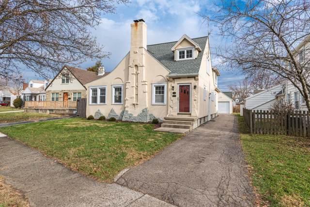 734 Berkshire Road, Dayton, OH 45419 (#1646663) :: The Chabris Group
