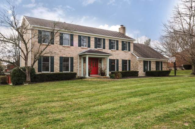 7497 Woodcroft Drive, West Chester, OH 45241 (#1647870) :: The Chabris Group