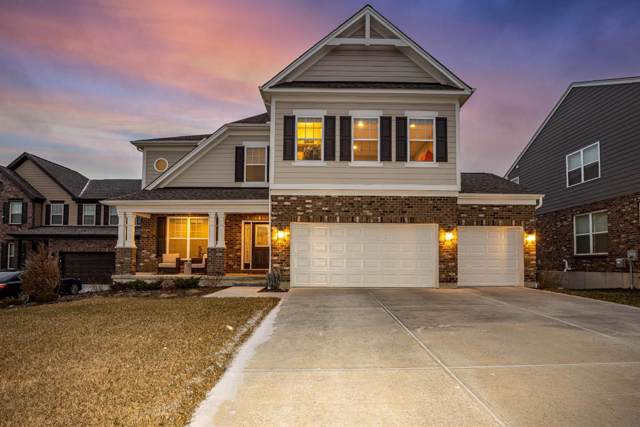 3646 Silver Queen Court, Mason, OH 45036 (#1649437) :: The Chabris Group