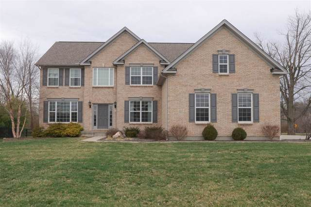 5411 Rodeo Drive, Liberty Twp, OH 45044 (#1649624) :: The Chabris Group