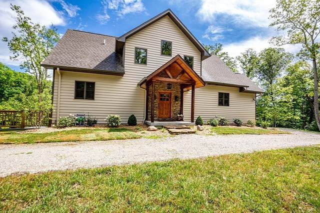 4108 Tower Road, Lawrenceburg, IN 47025 (#1651443) :: The Chabris Group