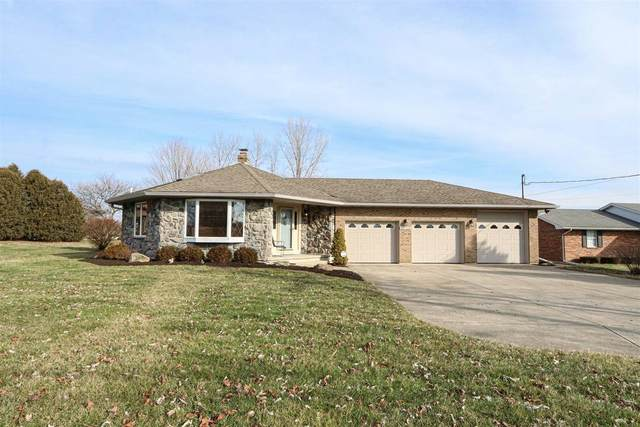 4538 Millikin Road, Liberty Twp, OH 45011 (MLS #1652256) :: Ryan Riddell  Group