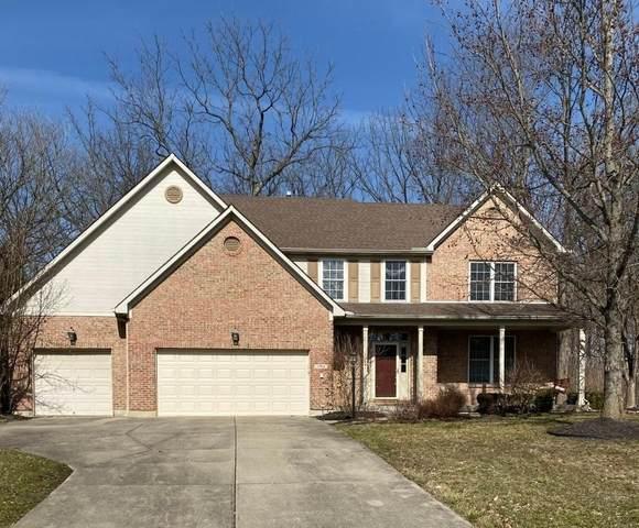 5354 Bentwood Drive, Mason, OH 45040 (MLS #1652305) :: Ryan Riddell  Group