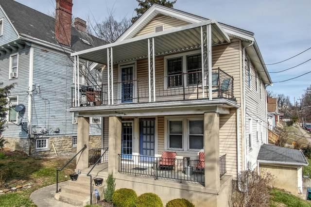 422 Dorchester Avenue, Cincinnati, OH 45219 (#1652552) :: Drew & Ingrid | Coldwell Banker West Shell