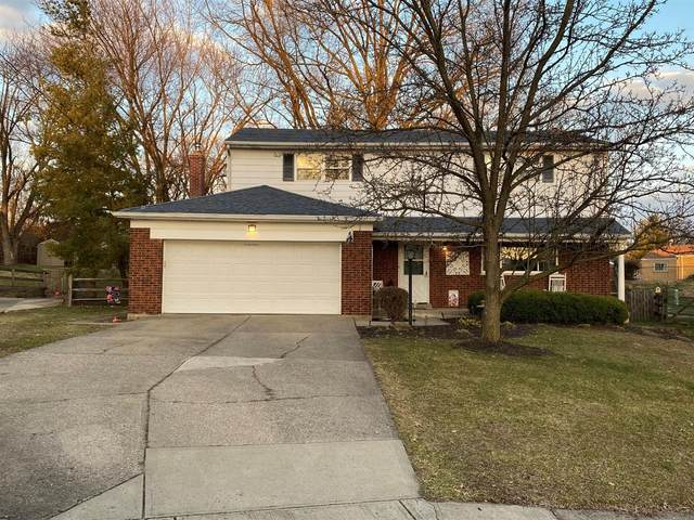 2086 Bellglade Terrace, Green Twp, OH 45238 (#1652630) :: Drew & Ingrid | Coldwell Banker West Shell
