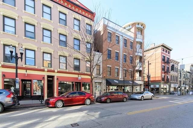 1331 Vine Street #8, Cincinnati, OH 45202 (#1652651) :: Drew & Ingrid | Coldwell Banker West Shell