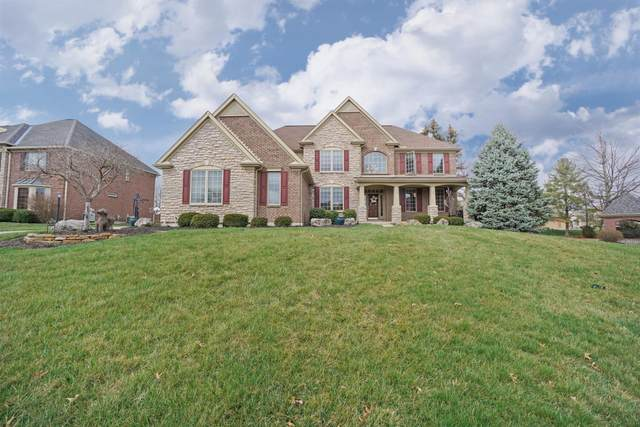 1550 Mashie Woods Drive, Miami Twp, OH 45140 (#1655354) :: The Chabris Group