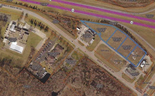 1 James E Sauls Sr Drive, Williamsburg Twp, OH 45103 (MLS #1655489) :: Bella Realty Group